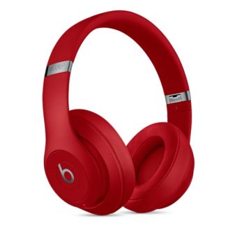 Casque sans fil Beats Studio3 Rouge