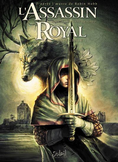 L'Assassin Royal - Intégrale T01 à