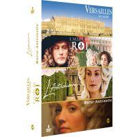 Coffret Versailles DVD