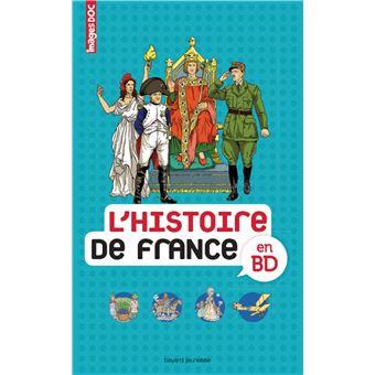 livre bd histoire