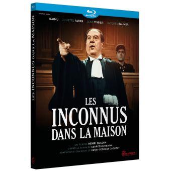 INCONNUS DANS LA MAISON - BLU RAY - FR