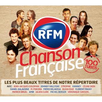 RFM CHANSON FRANÇAISE/5CD