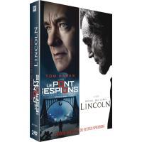 Coffret Le Pont des espions et Lincoln DVD