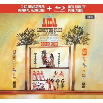 AIDA/ROME 1961/2CD+1BLURAY