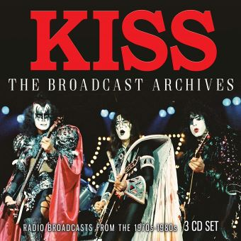 The broadcast archives - 3 CDs