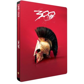 300/steelbook iconic edition limitee