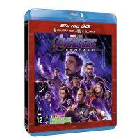 Avengers endgame-BIL-BLURAY 3D