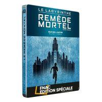 Le Labyrinthe : le remède mortel steelbook édition spéciale Fnac Blu-ray