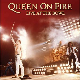Queen On Fire Live At The Bowl