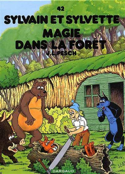 Magie dans la forêt