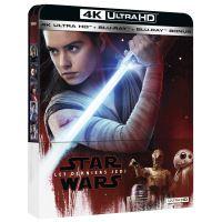 Star Wars : Les Derniers Jedi Steelbook Blu-ray 4K Ultra HD