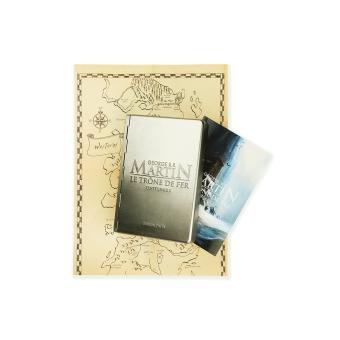 Game Of Thrones Le Trone De Fer L Integrale Tome 1 Edition Deluxe Le Trone De Fer Edition Collector