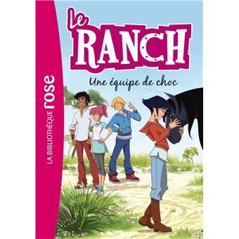 le ranch tome 5 le ranch 05 une quipe de choc t l images kids christelle chatel. Black Bedroom Furniture Sets. Home Design Ideas