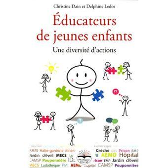 Educateurs de jeunes enfants une diversit d 39 actions for Educateur de jeunes enfants