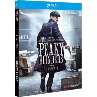 Peaky blindersPeaky Blinders Saison 4 Blu-ray