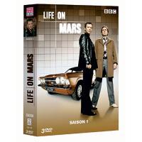 Life on Mars - Coffret intégral de la Saison 1 - Inclus bonus