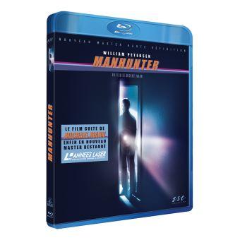 Manhunter Blu-ray