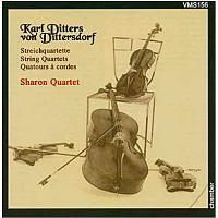 Quatuors à cordes N°1 à N°5