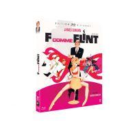 F comme Flint Blu-ray
