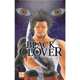 Black clover (Tome 6) : Fend-la-mort