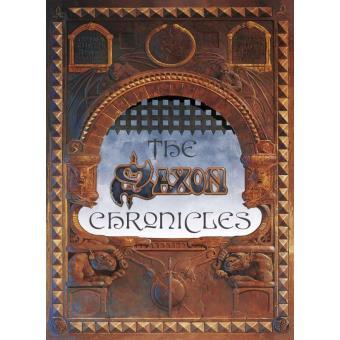 Saxon chronicles -dvd+cd-