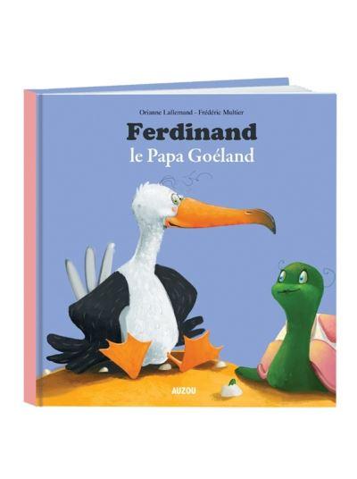 Ferdinand le papa goeland (grand format)