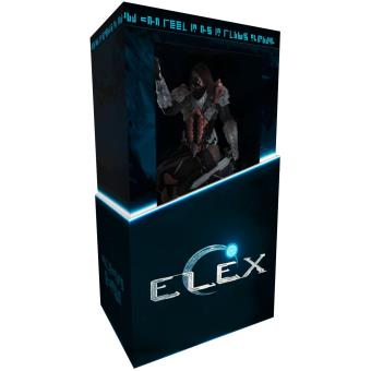 ELEX COLLECTOR'S EDITION MIX PC