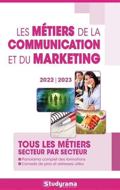 Les métiers de la communication et du marketing 2020-2021