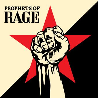 Prophets of Rage Digipack