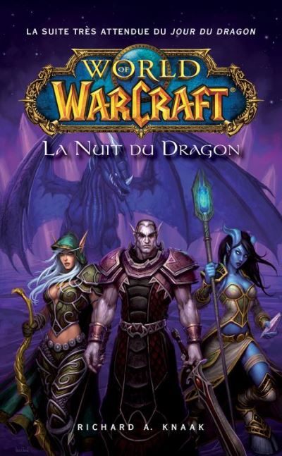 World of Warcraft - La nuit du dragon - La nuit du dragon - 9782809460230 - 5,99 €