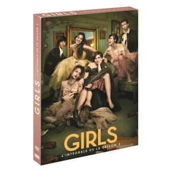 GirlsCoffret intégral de la Saison 3 - DVD