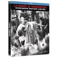 La fiancée de Frankenstein Steelbook Blu-ray