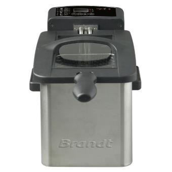 Friteuse Brandt FRI2102E 1Kg 2000W Inox