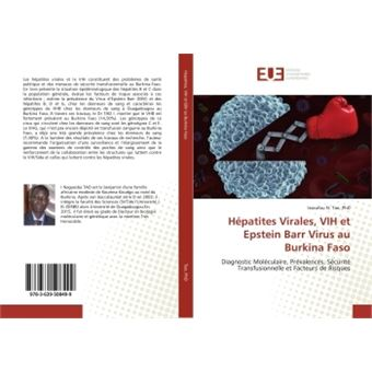 Hépatites Virales, VIH et Epstein Barr Virus au Burkina Faso