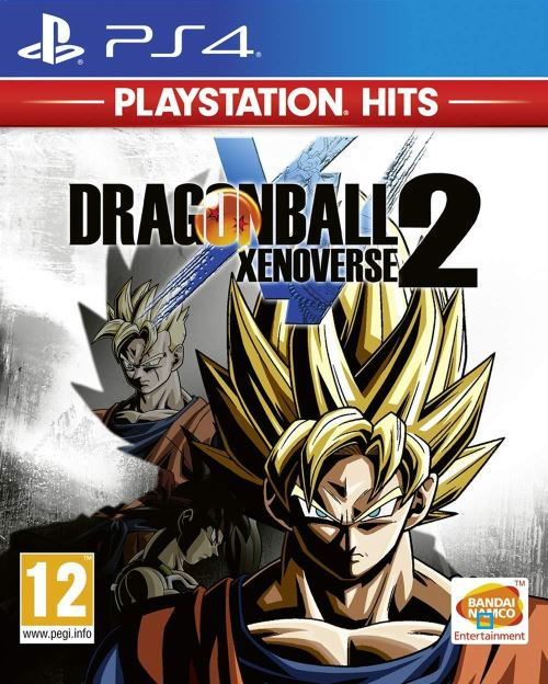 Dragon Ball Xenoverse 2 Playstation Hits PS4