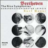 Les 9 Symphonies Coffret