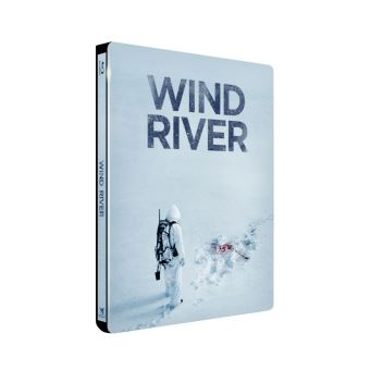 Wind River Steelbook Blu-ray