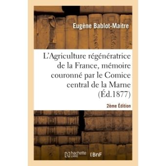 Agriculture régénératrice