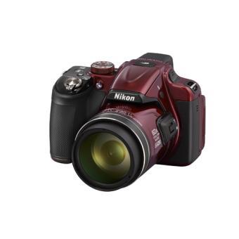 Bridge numérique Nikon Coolpix P600 rouge