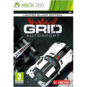 GRID AUTOSPORT BLACK EDITION XBOX360