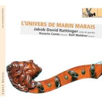 Univers de marin marais