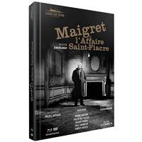 Maigret et l'affaire Saint-Fiacre Edition Collector Limitée et Numérotée  Combo Blu-ray DVD