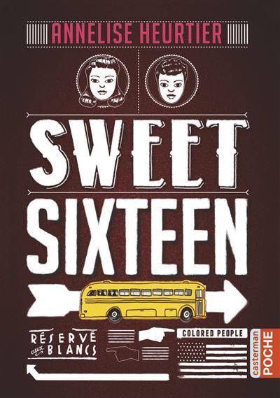 """Résultat de recherche d'images pour """"sweet sixteen livre"""""""