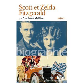 Scott et Zelda Fitzgerald