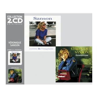 Coffret 2 CD - Amoureuse / Comme Ils L'imaginent