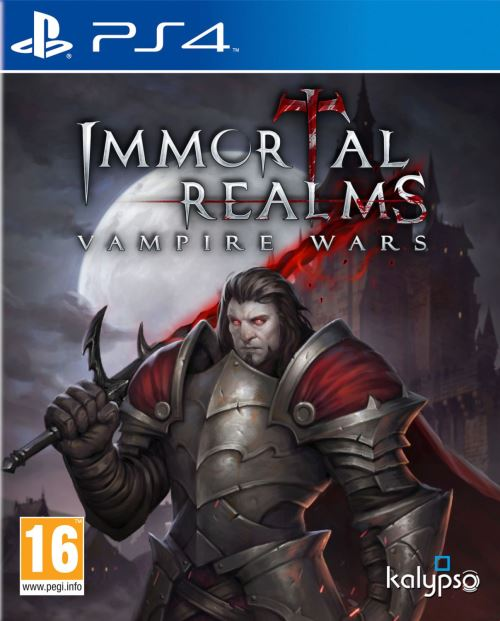 Immortal Realms : Vampire Wars PS4