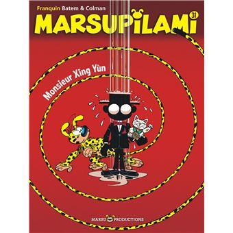 MarsupilamiMarsupilami - Monsieur Xing Yùn