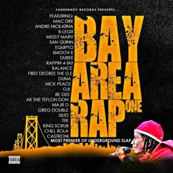 Bay area rap one x