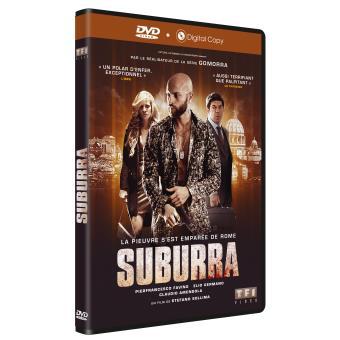 Suburra DVD