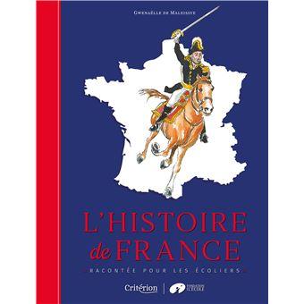 L Histoire De France Racontee Pour Les Ecoliers